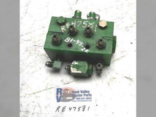Valve Assy  W/Mfwd  Steering