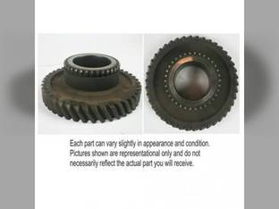 Used Pinion Shaft Gear 42T John Deere 4010 R26236