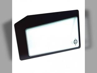 Cab Glass - Bottom Front RH Tinted New Holland TD5010 TD5030 TD5020 TD5050 87626591 Case IH Farmall 95 Farmall 90 87626591