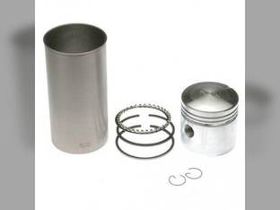"""Cylinder Kit - .040"""" Sleeve Wall Thickness Ford 120 8N 9N A6055E040"""