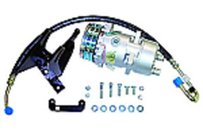 Compressor Conversion Kit - Rotary Tecumseh HR980 to Sanden
