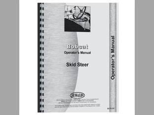 Operator's Manual - 310 Bobcat 310