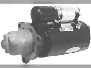 Remanufactured Starter - Delco Style (3934) International 666 2656 656 544 2544 400121R92