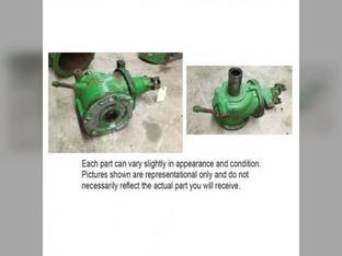 Used Primary Countershaft Gear Case Assy John Deere 9600 9610 AH134866