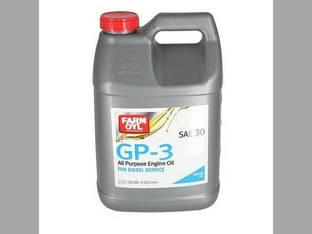 Farm Oyl GP-3 All Purpose Engine Oil 30W 2.5 Gallons