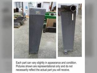 Used Charge Air Cooler Cat / Lexion 580R 7619831