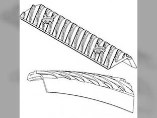 Cylinder Rasp Bar Kit Case IH 2144 1670 1640 1666 2344 1660 2166 2366 International 1440 1460 1470 OIHC1440 OIHC1440H V12062 1308668C1