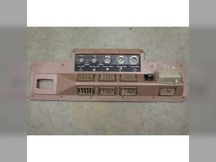 Used Air Conditioning / Heat Control Panel Bezel Brown 8 Vents John Deere 4050 4050 4250 4250 4650 4650 4450 4450 6600 6600 4555 4555 4560 4455 4455 4255 4255 4055 4055 4955 4955 4850 4850 4755 4755