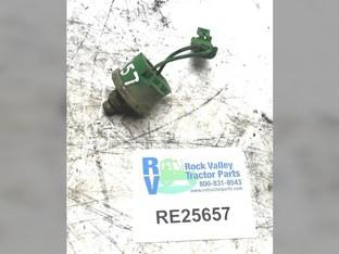 Sensor-oil Restriction