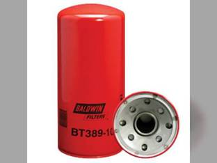 Filter - Hydraulic Spin On BT389 10 Case W30 W36 W18 W24C W20B 2870 W18B W20 W14 2670 2470 Gleaner R65 R66 R76 R75 Massey Ferguson 8780 9795 9790 9695 9690 8570 Challenger / Caterpillar 660B 670B