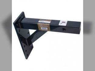 Trailer Hitch 14 Hole Pintle Mount