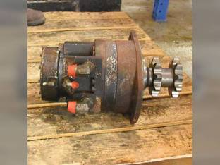 Used Hydrostatic Drive Motor Case 450 465
