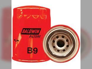 Filter - Lube Full Flow Spin On B9 Allis Chalmers D15 D15 D17 190XT 190XT D21 D19 D19 190 Case 1175 1270 1370 1170