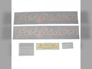Tractor Decal Set F40 Vinyl Massey Ferguson 40 40 F40