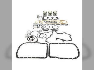 """Engine Rebuild Kit - Less Bearings - .030"""" Oversize Pistons BSG329 175 Ford 2000 175 2300 3330 2120 3190 2110 3055 3400 2100 2310 3120 3500 3550 3100 3000 BSG329"""