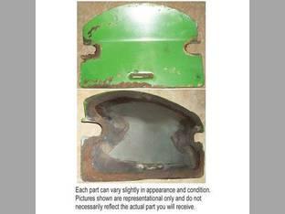 Used Clutch Housing Bottom Cover John Deere 4020 4320 4000 R33403