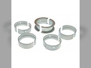 "Main Bearings - .030"" Oversize - Set John Deere 2755 550 6400 2355 401 2020 2510 315D 2030 2855 210C 450 2555 2630 2750 2550 480 5500 2640 400 2350 401B 2520 310D 2440 6300 6500 6500 6200 300D 440"