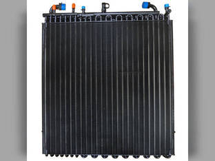 A/C Condenser, Oil Cooler