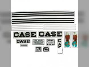 Decal Set Case V