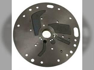Manifold with Bushing - Transmission Clutch Oil John Deere 4240 670 672 4430 4440 AR90457