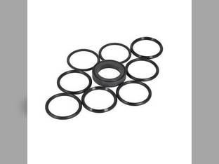 Hydraulic Seal Kit - Backhoe Cylinder Case 480B 750 310 680CK 580 450 530 350 310E 310G W3 W7C W7E 430 850 W7 310F 480 680B W24 G33151