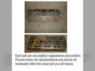 Used Cylinder Head Case 530 430