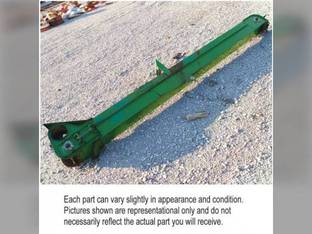 Used Return Grain (Tailings)Elevator Housing John Deere 9650 CTS CTSII 9550 SH 9560 SH 9600 9560 9450 9500 SH 9660 9400 9510 SH 9550 9500 9410 9610 9510 AH169233