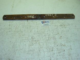 Guide-drawbar Swinging