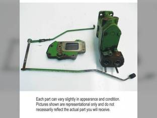 Used Selective Control Valve Kit John Deere 3020 4000 2520 4020 4320