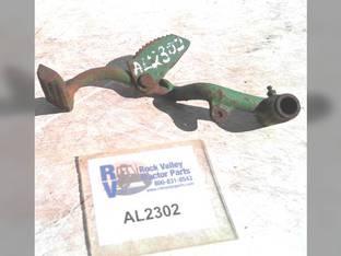 Pedal-brake W/Lock RH