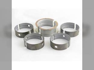 "Main Bearings - .020"" Oversize - Set John Deere 165 2010 145 1010 AT24421"