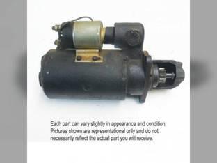 Used Starter Massey Ferguson 85 88 1113126