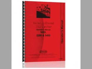Parts Manual - 5088 5288 5488 International 5088 5488 5288