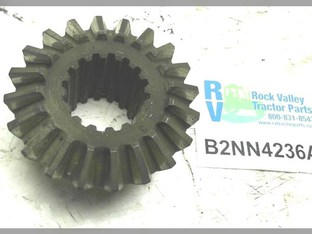 Gear-differential Side