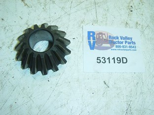Pinion-differential      15T