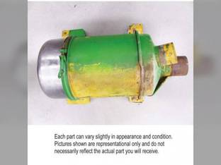 Used Dry Air Cleaner Assy John Deere 4000 4020 AR46176