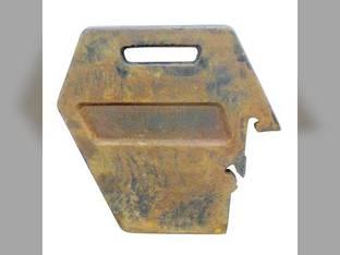 Used Suitcase Weight Case IH C70 C80 C90 MX100 MX110 MX120 MX135 MX150 MX170 5120 5130 5140 5220 5230 5240 5250 7110 7120 7130 7140 7150 7210 7220 7230 7240 7250 8910 8920 8930 8940 8950 9310 9330