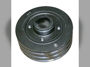 Crankshaft Dampener Pulley Ford 7910 8530 TW10 TW35 8830 TW25 8630 TW20 9700 TW5 8210 TW30 8730 83957694 Versatile 276