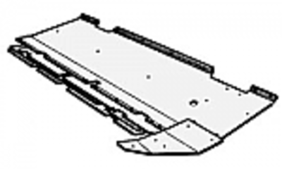 Poly Skid Plate Kit - 30' Header