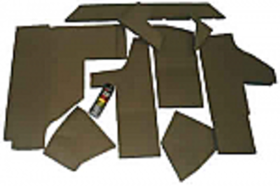 Upholstery Kit - Brown