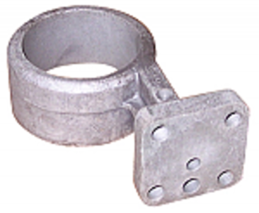 PTO Drive Clutch Valve Support without Relief Hole