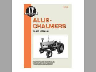 I&T Shop Manual Allis Chalmers 6060 6060 6080 6080 6070 6070