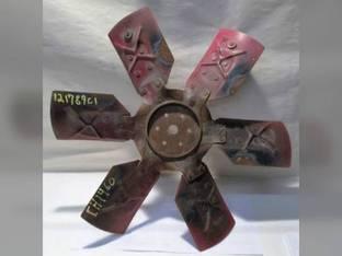 Used Cooling Fan - 6 Blade International 1440 1480 1460 121789C1