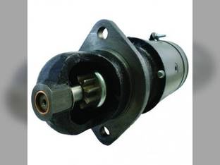 Starter - Delco Style (4762) Delco Remy Massey Ferguson TO35 TO20 TO30 181541M91 Continental Z129 Z120