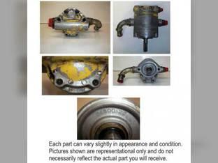 Used Hydraulic Pump New Holland L35 L779 L775 L778 245600