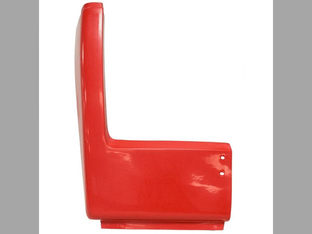 Lower Cab Corner Cover, Right Hand