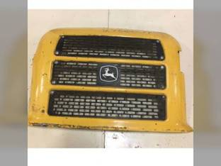 Used Engine Door Rear John Deere 260 270 280 240 250 KV22248