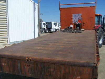 20' Steel Flatbed