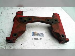 Support-drawbar Rear