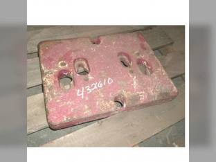 Used Front Weight Oliver 1950 1950T 1955 2050 2055 2255 1850 1855 1900 1750 1755 1800 157309A